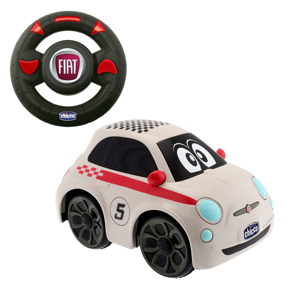 f316da277 Chicco Autíčko Fiat 500 na diaľkové ovládanie