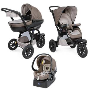 Chicco Trio Activ3 - Dove Grey