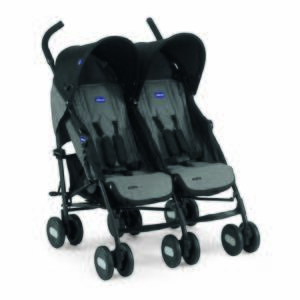 Chicco Echo Twin - Coal