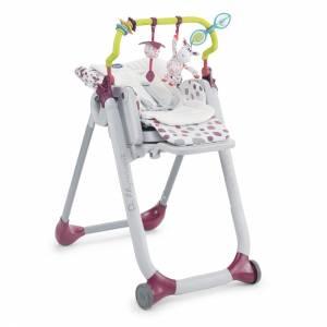 Chicco - Jedálenské stoličky
