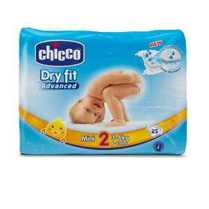 Chicco Plienky Mini 25 ks